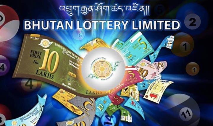 Royal Bhutan State Lotteries live 2020