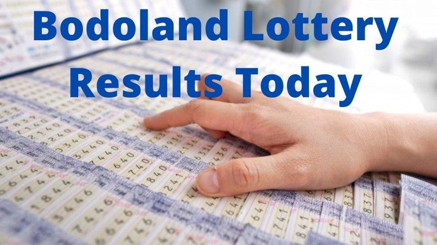 Lottery Sambad Result Today 22/12/2020