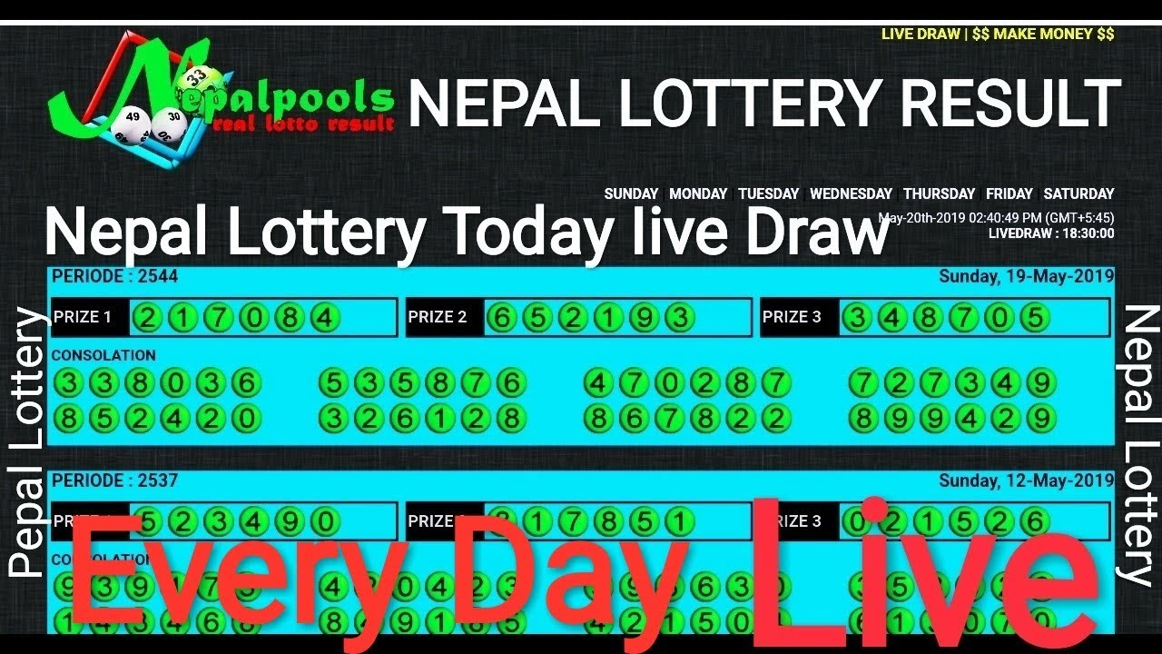 nepal lottery result today punjab 2020