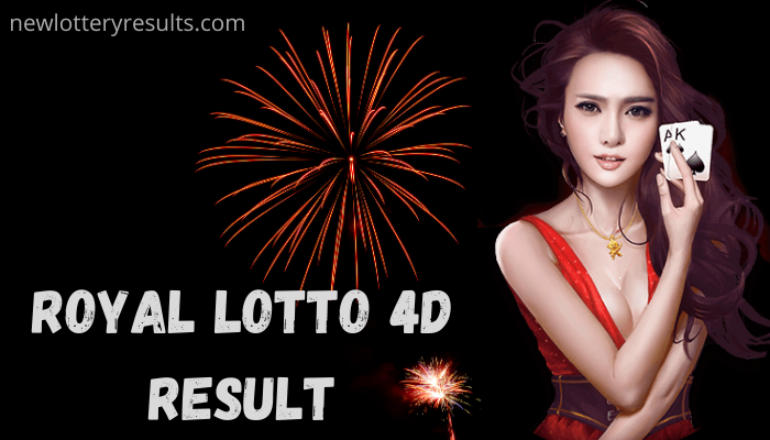 royal 4d/6d lotto results