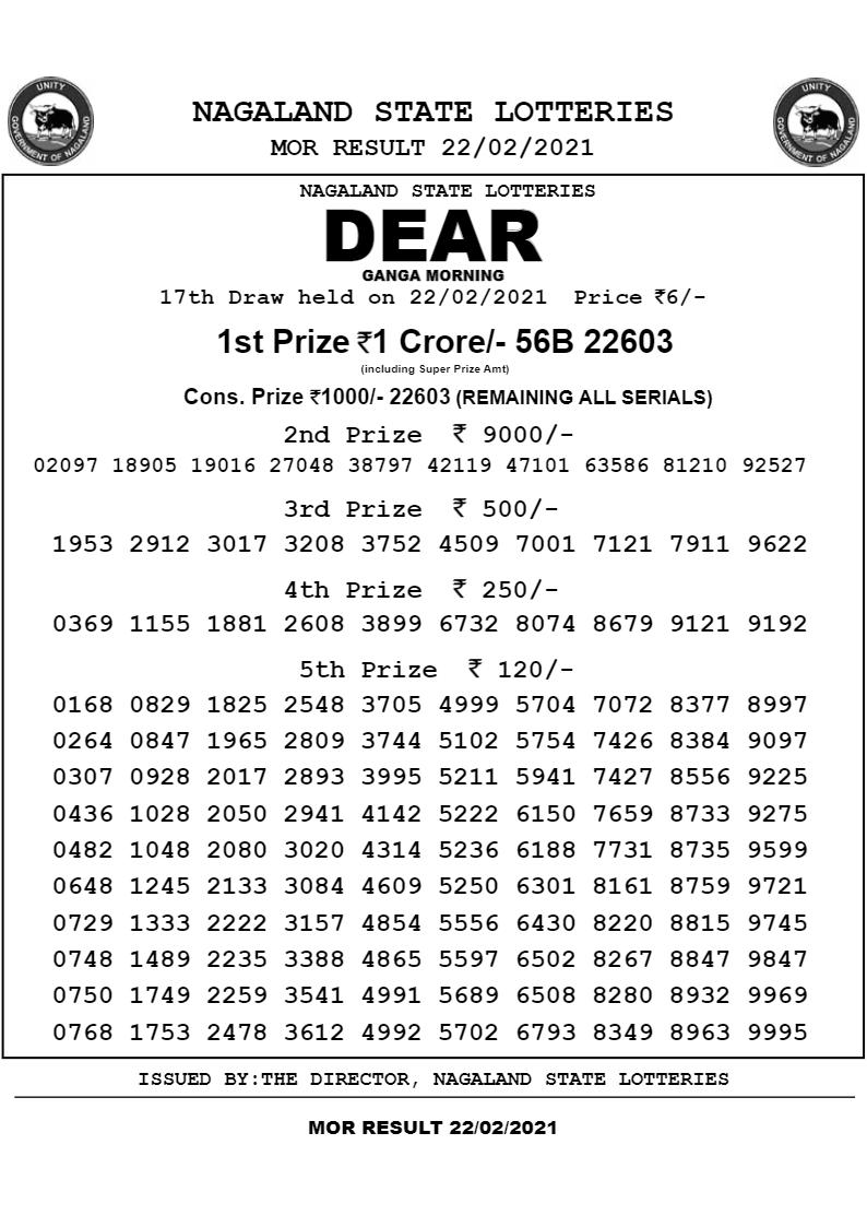 new anshu lotto 2021