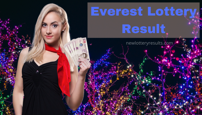 check new Results for everest lotto results 2021