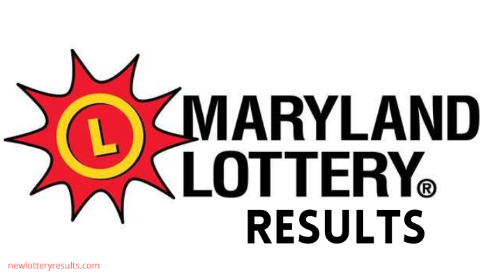 MD lotto pick 3 and 4 latest