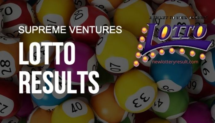 1st Lotto jackpot for 2021 won in St Mary – Supreme Ventures Limited