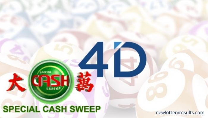 4d cash for life results 2021