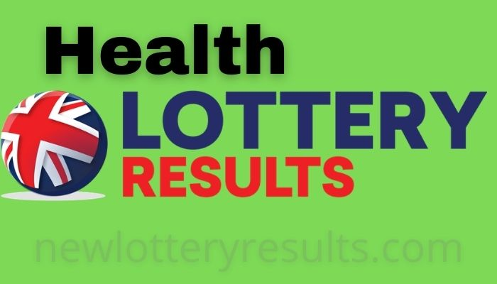 new health lottery results 2021 images lotto 4d
