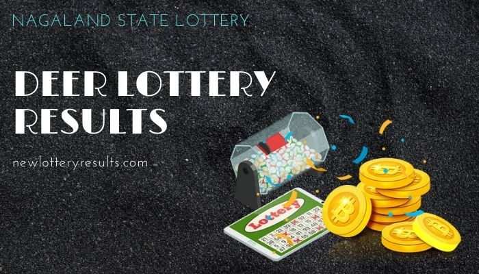 check daily deer lottery results