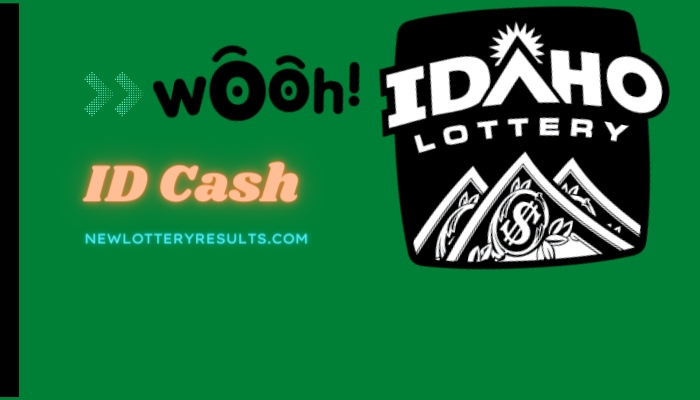 idaho lottery results 2021