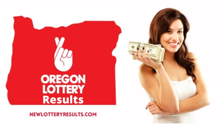 new oregon OR lottery results 2021